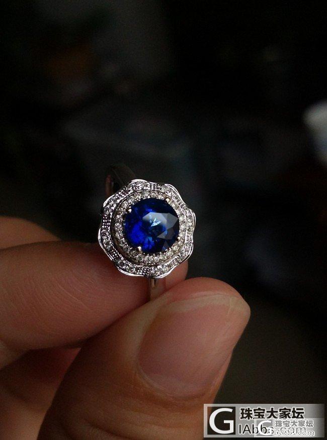 美物,美款,美镶工,还省钱!_蓝宝石