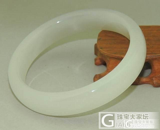 【新疆的猫】新宝贝6.30——长墩型黄油皮青白把件籽(一帖多物)_传统玉石