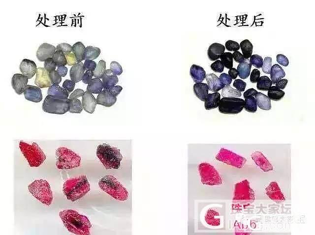 【宝石指南】什么是红蓝宝石的优化加热处理?_珠宝名贵宝石