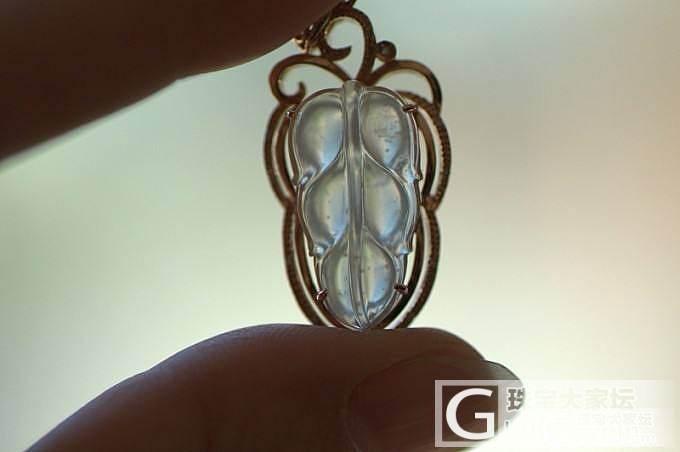 【玉玲珑】~11.4玻璃木那金枝玉叶、性价比观音、雪花如意_玉玲珑翡翠