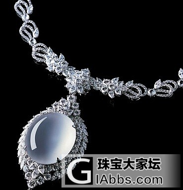 翡翠扇子珠宝手绘图