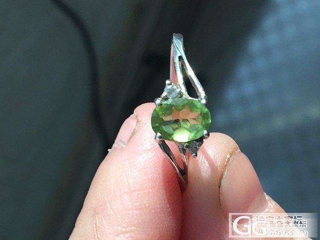 小白求助橄榄石_橄榄石刻面宝石