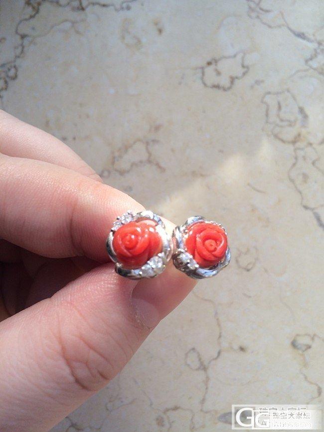 亏出自己的小精品戒指和耳钉+糖果碧玺_翡翠