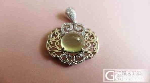 ~漂亮的葡萄石饰品~_宝石