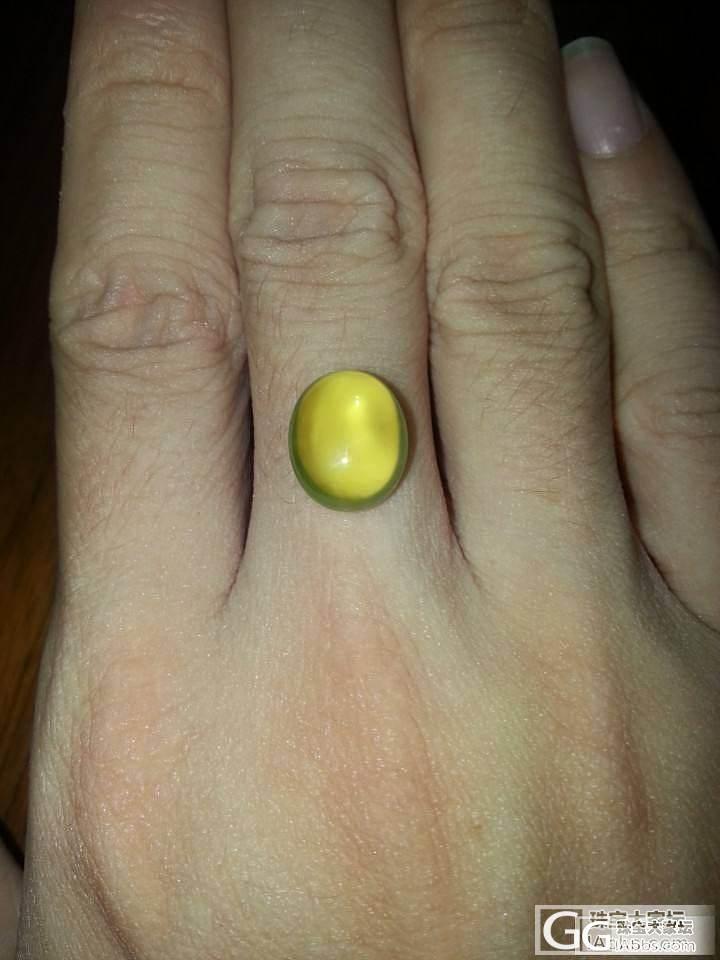 发现黄葡萄之美_宝石