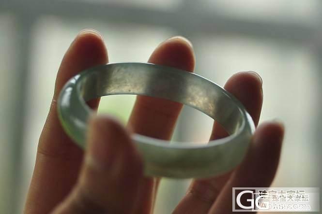 【翠缘珠宝】一些种水都很好的手镯,来..._翡翠