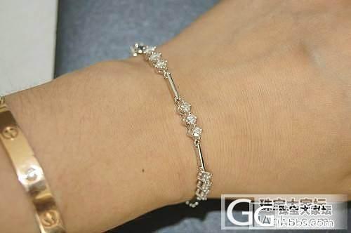 [美克拉] [钻石]精工镶嵌,腕上风..._镶嵌珠宝
