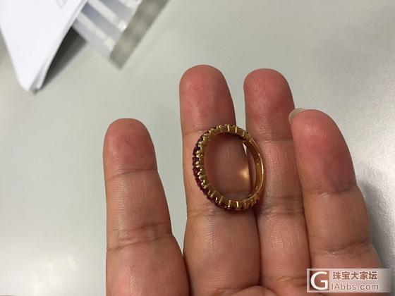 今天的戒指