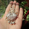 转长命富贵宝宝锁S990白银锁含链20克150元
